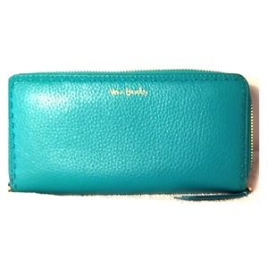 Vera Bradley Leather Mallory Wallet
